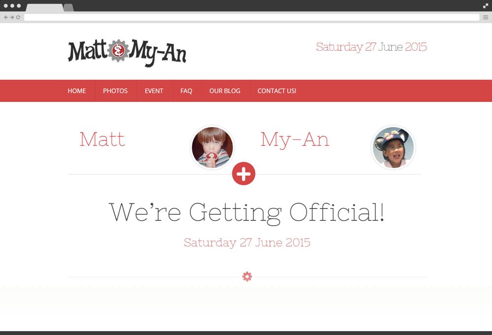My-An & Matt