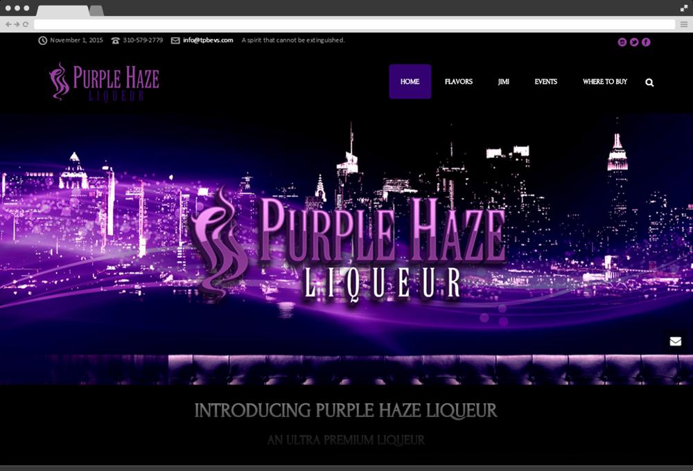 Purple Haze Liqueur